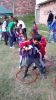Campaña de Educación, prevención y desarme, Bogotá, diciembre 1 del 2018