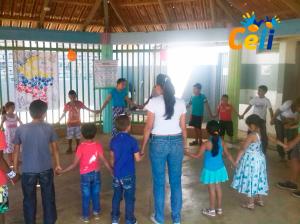 Centro de Enseñanza Integral Infantil -CEII- Fundación Los del Camino